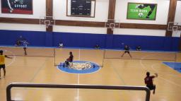 Badminton Boys